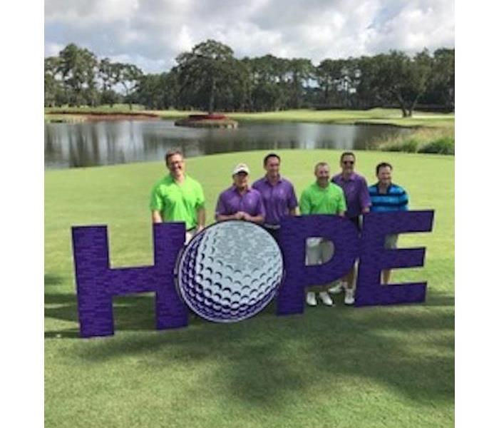1st Annual Champions For Hope Golf Classic