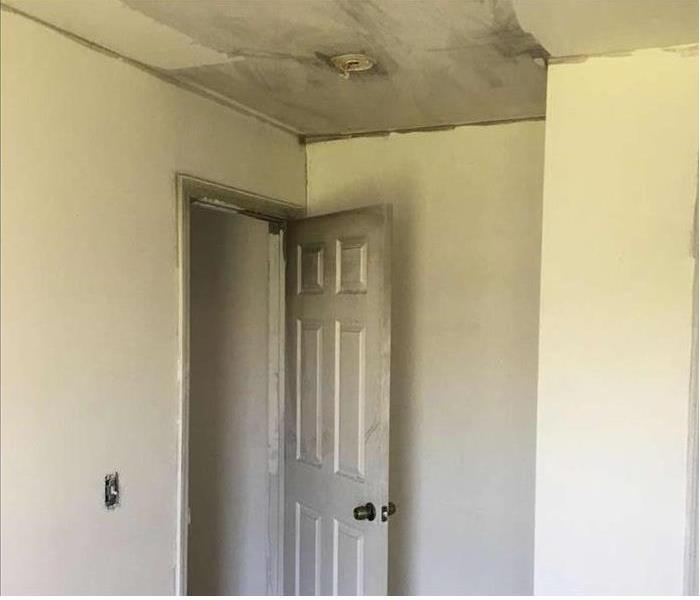 Smoke Stains in a Jacksonville House