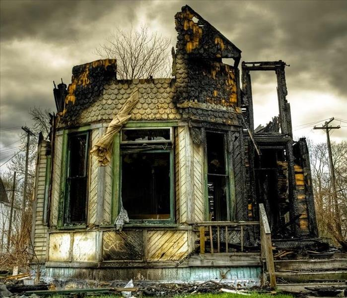 Fire Damage Experience Counts In Fire Damage Restoration