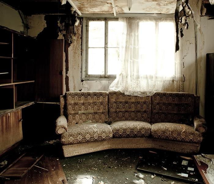Fire Damage Fire Damage Restoration in a Jacksonville Home: A Brief Overview