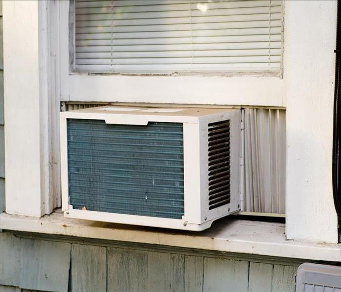 Water Damage Preventing a Leaky Air Conditioner in Your Jacksonville Home